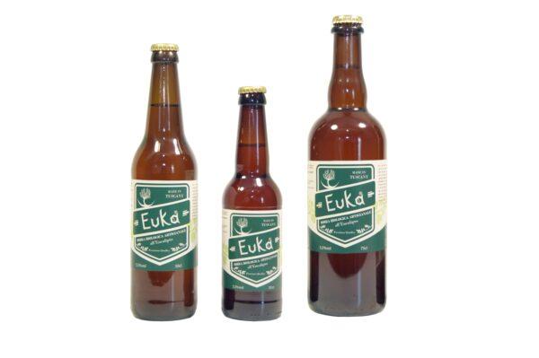 Birra Biologica Artigianale Toscana 50 cl - Euka