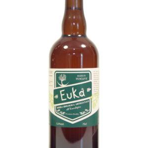 Birra Biologica Artigianale Toscana 75 cl - Euka