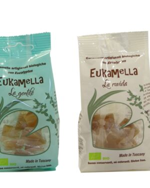 Caramelle Bio - La Gentile & La Ruvida - Confenzione mista - Oligea
