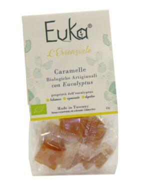 Caramelle Biologiche Miele - L'Essenziale - Euka