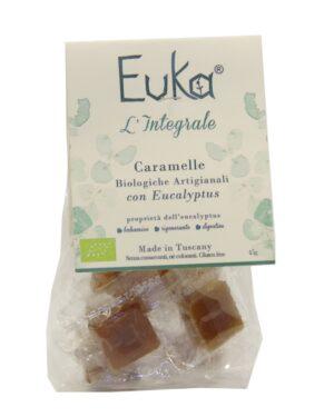 Caramelle Biologiche Propoli - L'Integrale - Euka