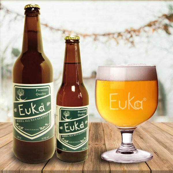 Birra Bio Artigianale Toscana 33 cl - Euka