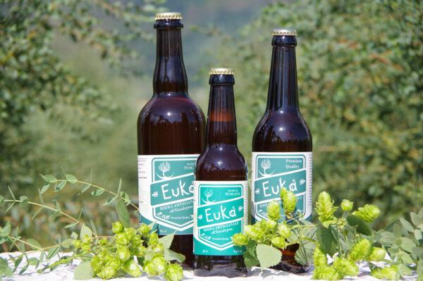 Birra Bio Artigianale Toscana 75 cl - Euka