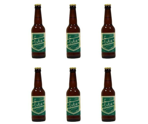 Confezione Birra Bio Artigianale Toscana 75 cl - Euka