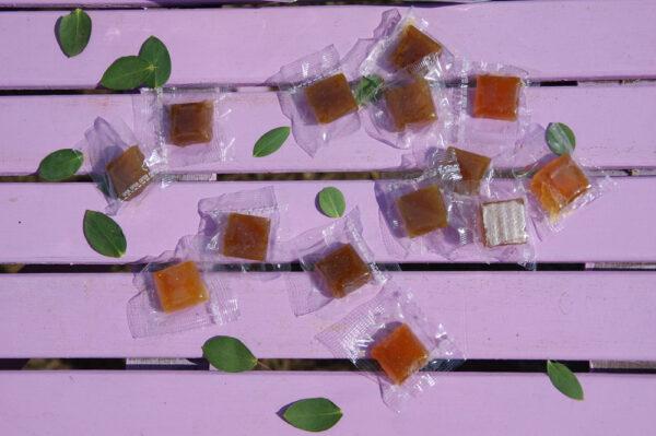 Formato Convenienza Caramelle Biologiche Miele e Sesamo - Oligea
