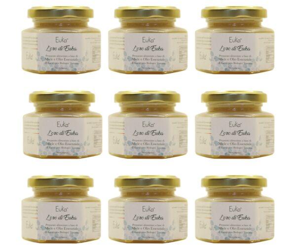 Formato Convenienza Miele Aromatico Bio L'Oro di Euka - Euka
