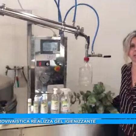 Gel igienizzanti di Oligea con eucalipto: l'intervista di 50 Canale e lo speciale su Metro News