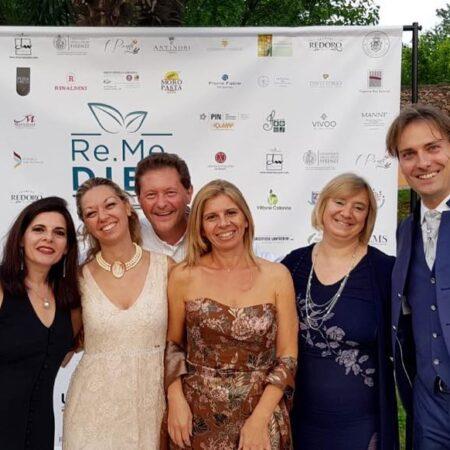 """Oligea tra i protagonisti della soirée del progetto del San Raffaele """"Re.Me.Diet"""" ispirata ai principi della Dieta Mediterranea ed epigenetica."""