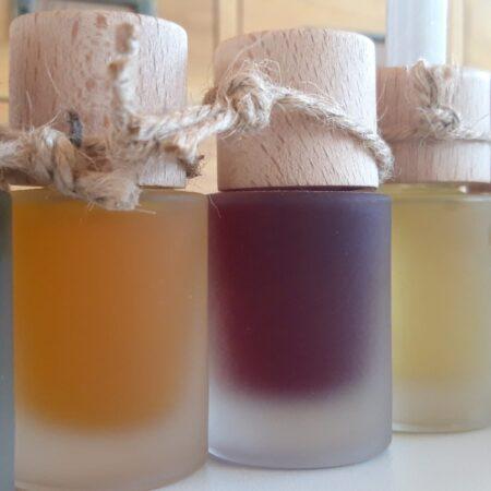 I colori del Ben-Essere: Tinture madri, glicerinati e oleoliti realizzati da Oligea