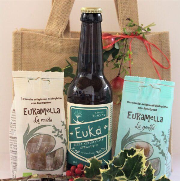 Idea Regalo Eukamella e Birra - Euka