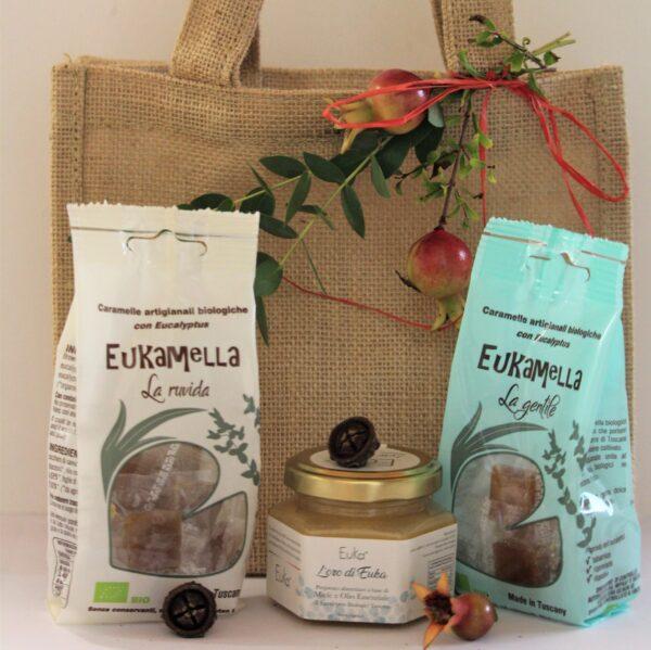 Idea Regalo Eukamella e Miele - Euka