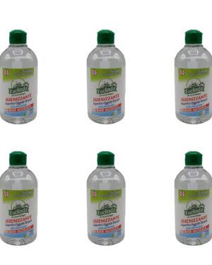 ricarica igienizzante – euclinda – formati convenienza - Oligea
