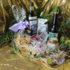 Tagliere oro Gourmet Deluxe– confezioni regalo - Oligea