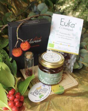 Taglierino Oro Deuxiere Gourmet – confezioni regalo - Oligea