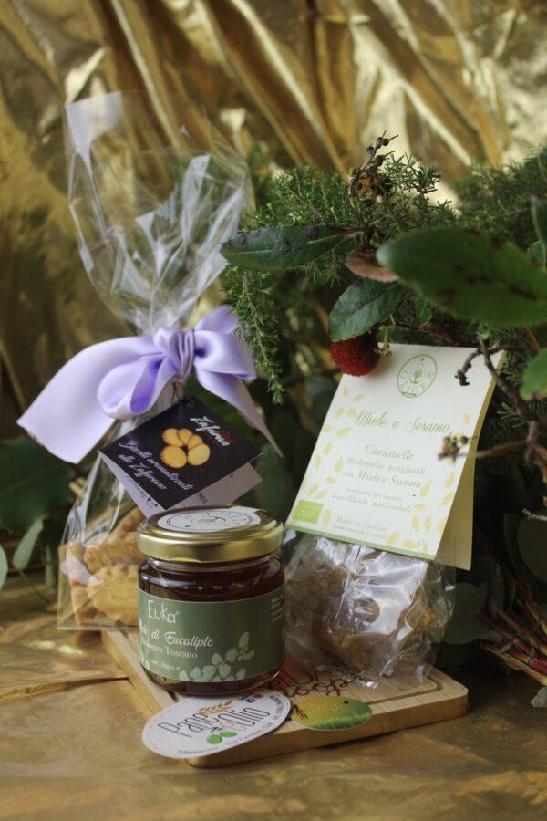 Taglierino oro Deuceur Gourmet – confezioni regalo - Oligea
