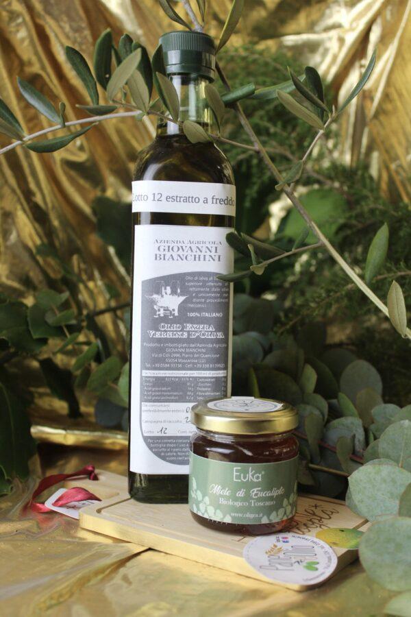 Taglierino oro Troisième Gourmet – confezioni regalo - Oligea