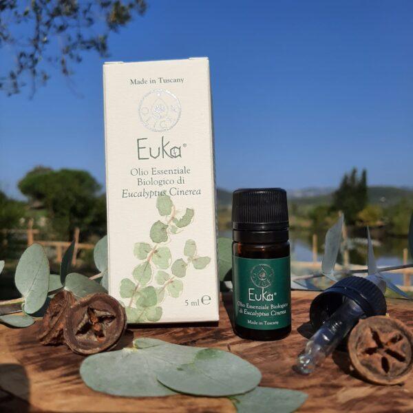 olio essenziale di eucalipto biologico – Euka 5ml